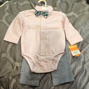 Carter's 3 piece set, new with tags